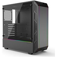 Phanteks Eclipse 350x Tempered - black - PC Case