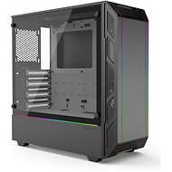 Phanteks Eclipse 350x Tempered - black and white - PC Case