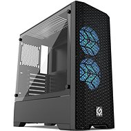 Metallic Gear by Phanteks NEO Air Series Black - PC Case