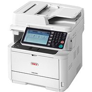 OKI MB492dn - LED Printer