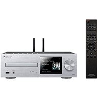 Pioneer XC-HM86D-S silver - CD Microsystem