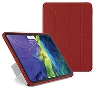 """Pipetto Origami Case for Apple iPad Pro 11"""" (2020) - Red - Tablet Case"""