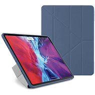"""Pipetto Origami Case for Apple iPad Pro 12.9"""" (2020) - Blue - Tablet Case"""