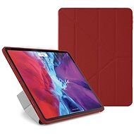 """Pipetto Origami Case for Apple iPad Pro 12.9"""" (2020) - Red - Tablet Case"""