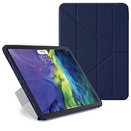 """Pipetto Origami Case for Apple iPad Air 10.9"""" (2020) - Dark Blue - Tablet Case"""