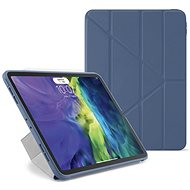 """Pipetto Origami Case for Apple iPad Air 10.9"""" (2020) - Blue - Tablet Case"""