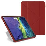 """Pipetto Origami Case for Apple iPad Air 10.9"""" (2020) - Red - Tablet Case"""