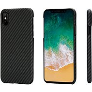 Pitaka Aramid iPhone X Case Black/Gray - Protective Case