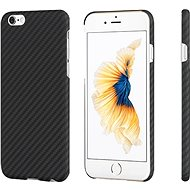 Pitaka Aramide case Black/Grey iPhone 6/6s - Mobile Case