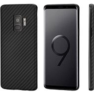 Pitaka Aramid Case Black Grey Samsung Galaxy S9 - Mobile Case