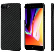 Pitaka Aramid Case Black/Gray iPhone 8 Plus - Protective Case