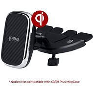 Pitaka MagMount Qi Wireless CD Slot Mount - Car Holder