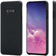 Pitaka Aramid Case Black Grey Samsung Galaxy S10e - Mobile Case