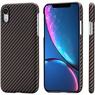 Pitaka Aramid Case Black/Gold XR - Mobile Case