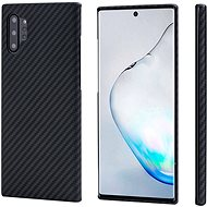 Mobile Case Pitaka Aramid Case Black/Grey for Samsung Galaxy Note10+ - Kryt na mobil