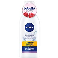 NIVEA Soothing micellar water 400ml + Labello Lip butter Raspberry - Micellar Water