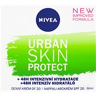NIVEA Essentials Urban Skin Day Cream Defence 50 ml - Face Cream