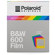 Polaroid B&W Film for 600 Colour Frames - Replacement Film