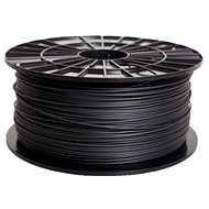 PLASTY MLADEČ 1.75mm PETG 1kg black - 3D Printing Filament