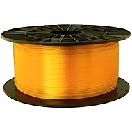 PLASTY MLADEČ Filament PETG 1.75mm 1kg Transparent Yellow - 3D Printing Filament