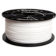 PLASTY MLADEČ 1.75mm PETG 1kg White - 3D Printing Filament