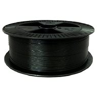 PLASTY MLADEC 1.75mm PETG 2kg Black - 3D Printing Filament