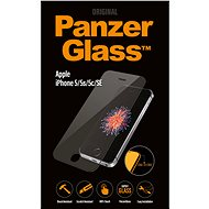 PanzerGlass Edge-to-Edge for Apple iPhone 5 / 5S / 5C / SE clear - Glass protector