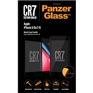 PanzerGlass Edge-to-Edge for Apple iPhone 6 / 6s / 7/8 Black CR7 - Glass protector