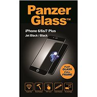 PanzerGlass Edge-to-Edge for Apple iPhone 6 / 6s / 7 Plus Black (CaseFriendly) - Glass protector