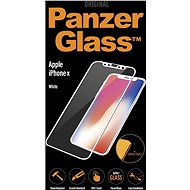PanzerGlass Edge-to-Edge for Apple iPhone X White (CaseFriendly) - Glass protector