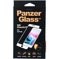 PanzerGlass Edge-to-Edge for Apple iPhone 6 / 6s / 7/8 White (CaseFriendly) - Glass protector