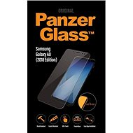 PanzerGlass Edge-to-Edge for Samsung Galaxy A8 Plus (2018) clear - Glass protector