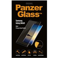 PanzerGlass Premium for Samsung Galaxy Note9 Black Case Friendly Privacy - Glass protector
