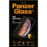 PanzerGlass Edge-to-Edge Privacy for Apple iPhone XS Max Clear