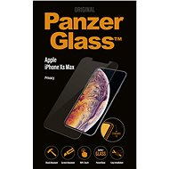 PanzerGlass Standard Privacy for Apple iPhone XS Max Clear