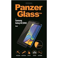 PanzerGlass Edge-to-Edge for Samsung Galaxy A9 Black - Glass protector