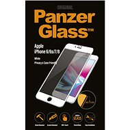 PanzerGlass Edge-to-Edge Privacy for Apple iPhone 6/6s/7/8 White - Glass protector