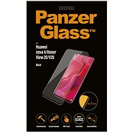 PanzerGlass Edge-to-Edge for Huawei Nova 4/Honor View 20/V20 Black - Glass protector