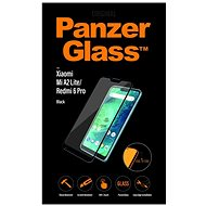 PanzerGlass Edge-to-Edge for Xiaomi Mi A2 Lite/Redmi 6 Pro black - Glass protector