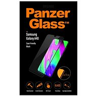 PanzerGlass Edge-to-Edge for Samsung Galaxy A40 Black - Glass protector