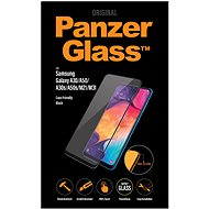 PanzerGlass Edge-to-Edge for Samsung Galaxy A50 black - Glass protector