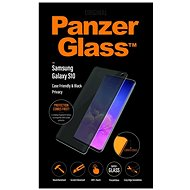 PanzerGlass Premium Privacy for Samsung Galaxy S10 black - Glass protector