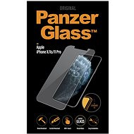 PanzerGlass Standard for the Apple iPhone X/Xs/11 Pro, Clear - Glass protector
