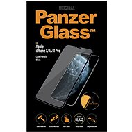 PanzerGlass Edge-to-Edge for the Apple iPhone X/Xs/11 Pro, Black - Glass protector