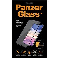 PanzerGlass Edge-to-Edge for the Apple iPhone Xr/11 Black - Glass protector
