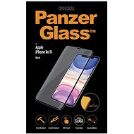 PanzerGlass Premium for the Apple iPhone Xr/11, Black - Glass protector