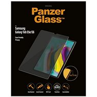 PanzerGlass Edge-to-Edge Privacy for Samsung Galaxy Tab S5e/S6. Clear - Glass protector