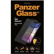 PanzerGlass Edge-to-Edge Privacy for Apple iPhone XR/11 black - Glass protector