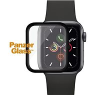 PanzerGlass SmartWatch for Apple Watch 4/5/6/SE, 40mm, Black Sticker - Glass protector