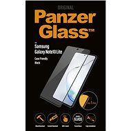 PanzerGlass Edge-to-Edge for Samsung Galaxy Note 10 Lite, Black - Glass protector